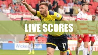 League One Live Scores