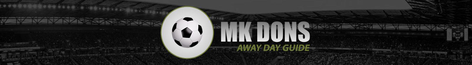 MK Dons Away