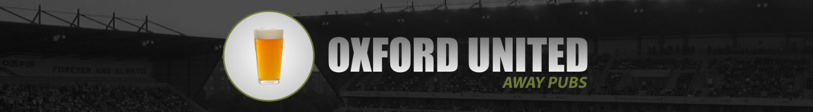 Oxford United Away Pubs