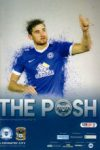Peterborough United Programme