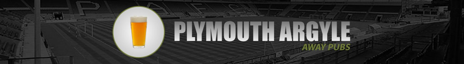 Plymouth Argyle Away Pubs