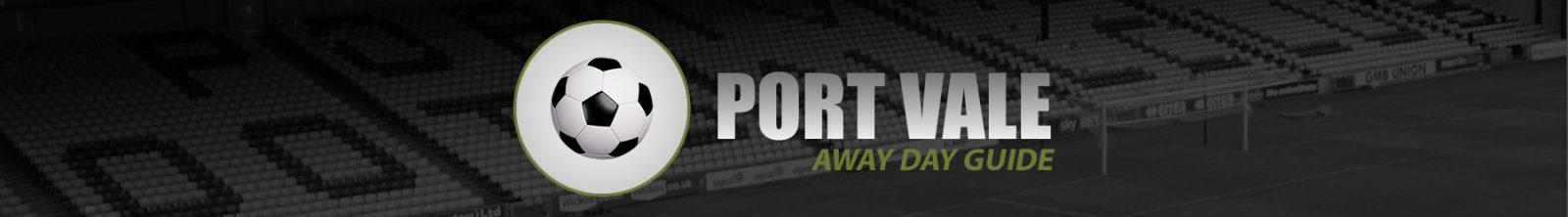 Port Vale Away