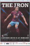 Scunthorpe United Programme