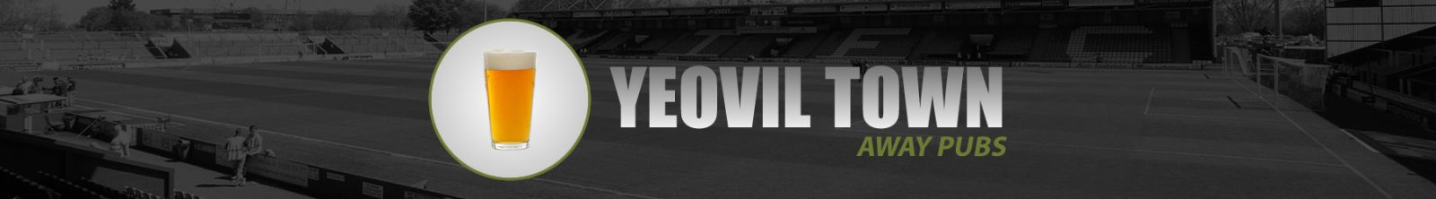 Yeovil Town Away Pubs