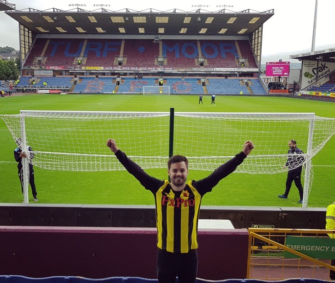 Burnley v Watford 19-08-2018