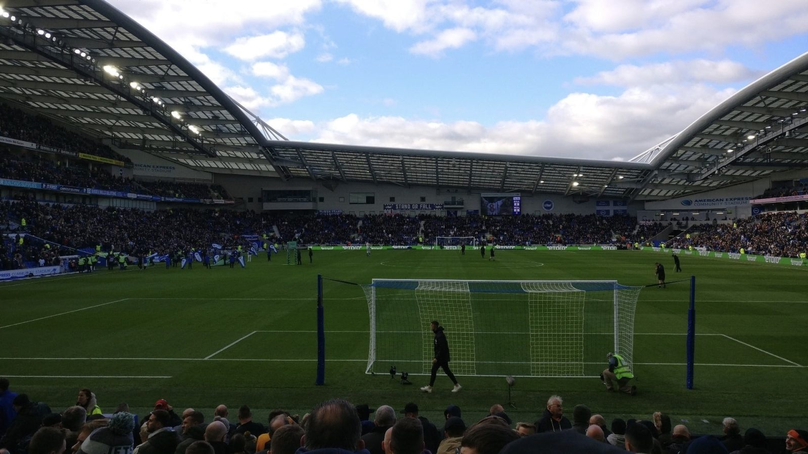 Brighton and Hove Albion v Wolves 27-10-2018