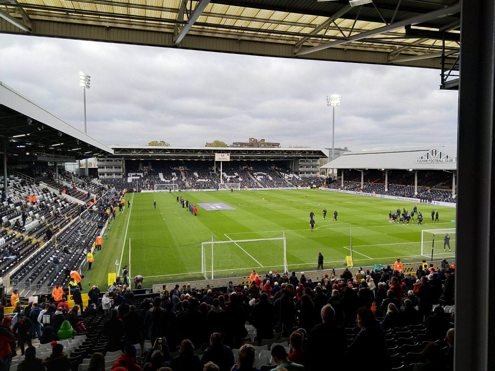 Fulham v AFC Bournemouth 27-10-2018