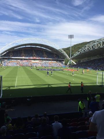 Huddersfield Town v Chelsea 11-08-2018