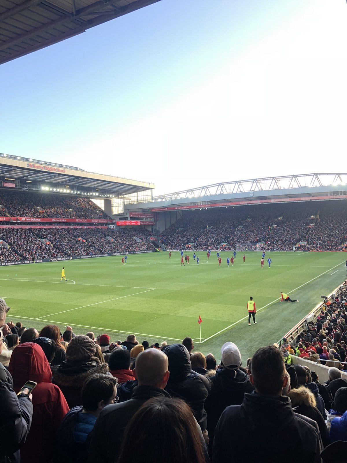 Liverpool v Cardiff City 27-10-2018