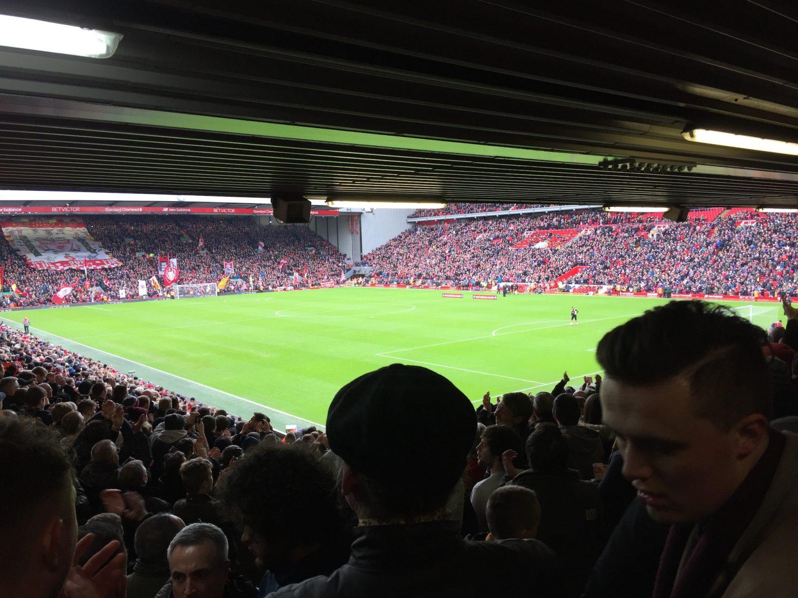 Liverpool v Wolves 28-01-2017
