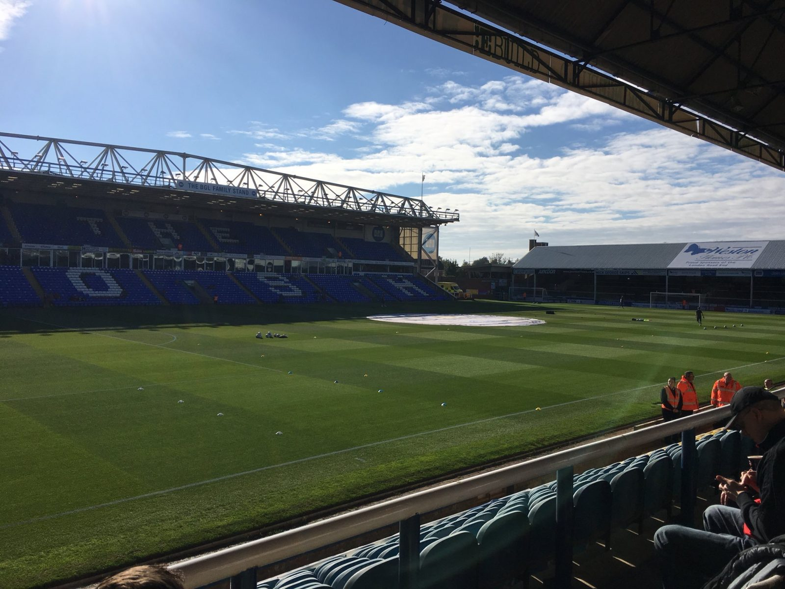 Peterborough United v Accrington Stanley 20-10-2018