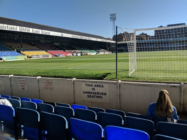 Southend United v Coventry City 20-10-2018