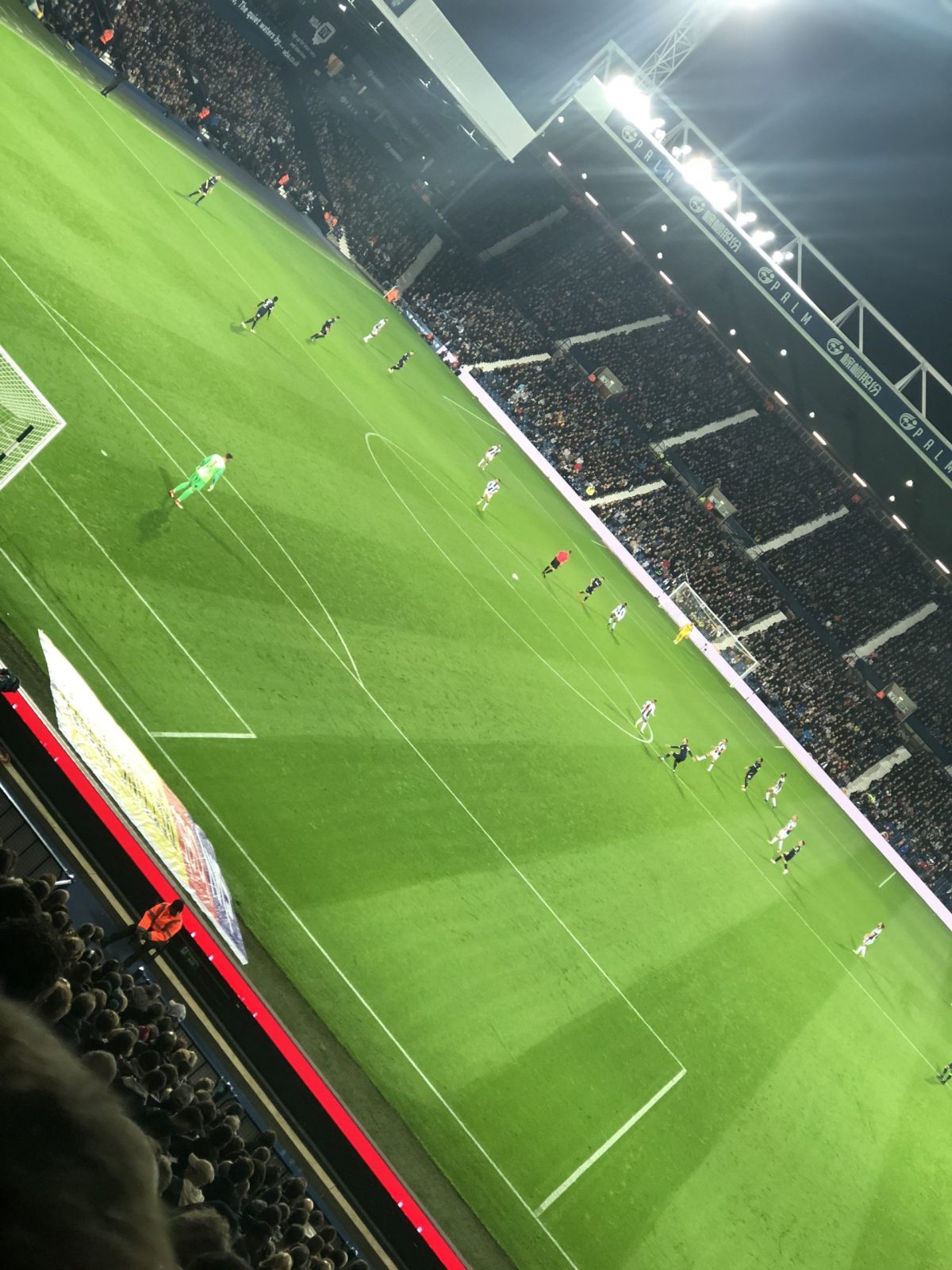 West Brom v Derby County 24-10-2018