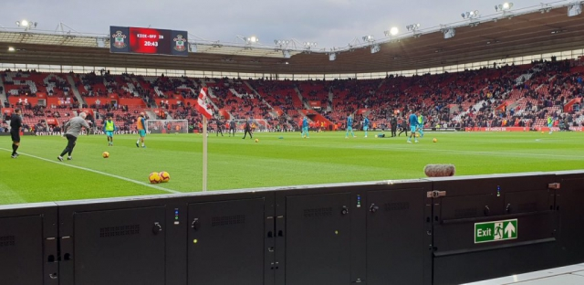 Southampton v Newcastle United 27-10-2018