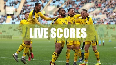 League One Live Scores