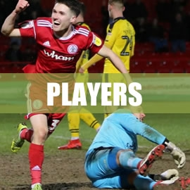 Rate League One Players