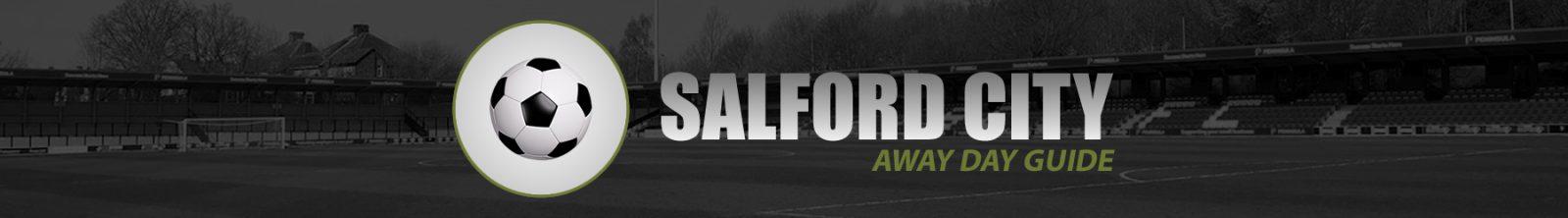 Salford City Away