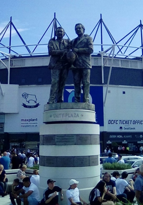 Derby County v West Brom 24-08-2019