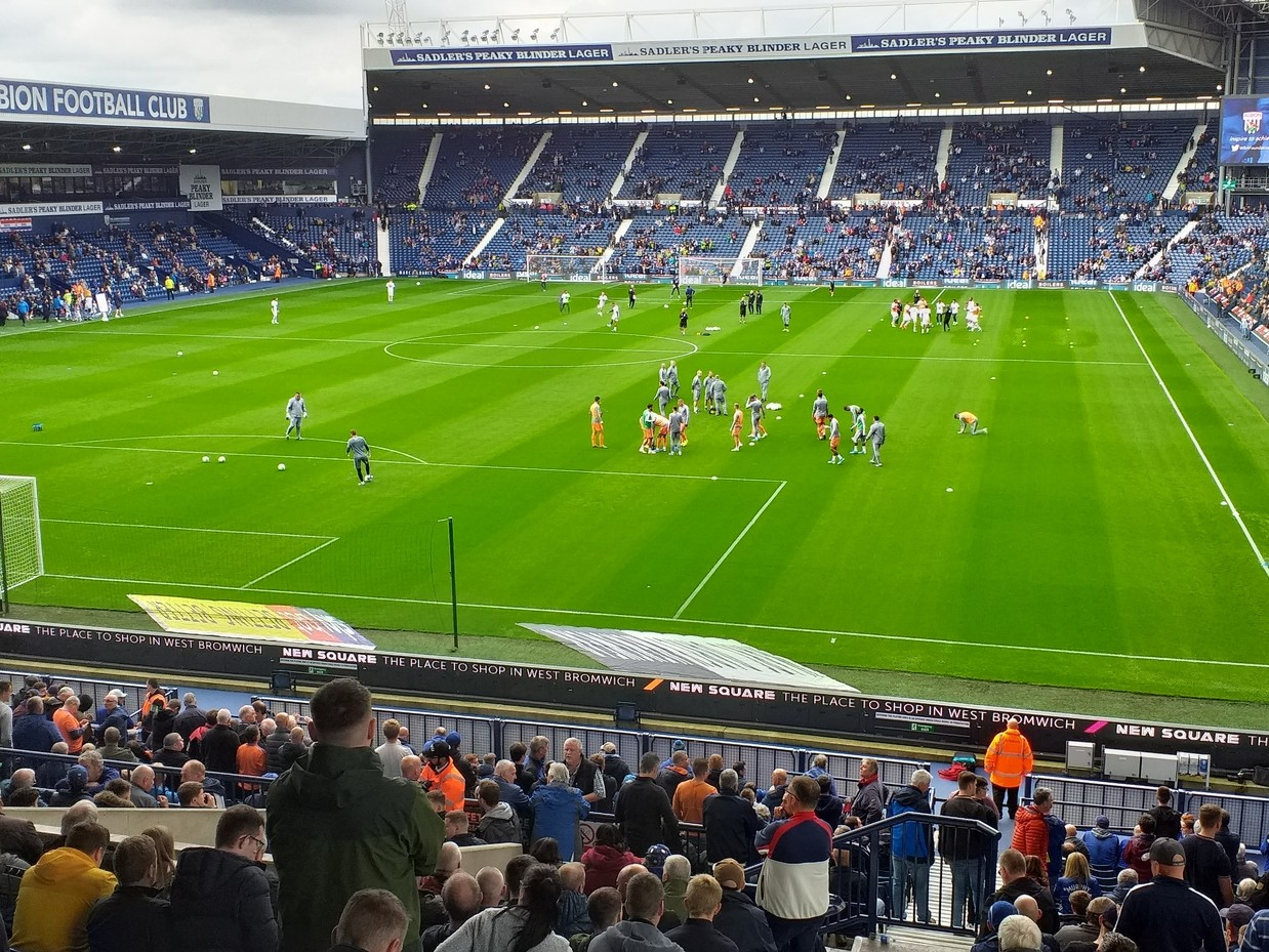 West Brom v Cardiff 05-10-2019