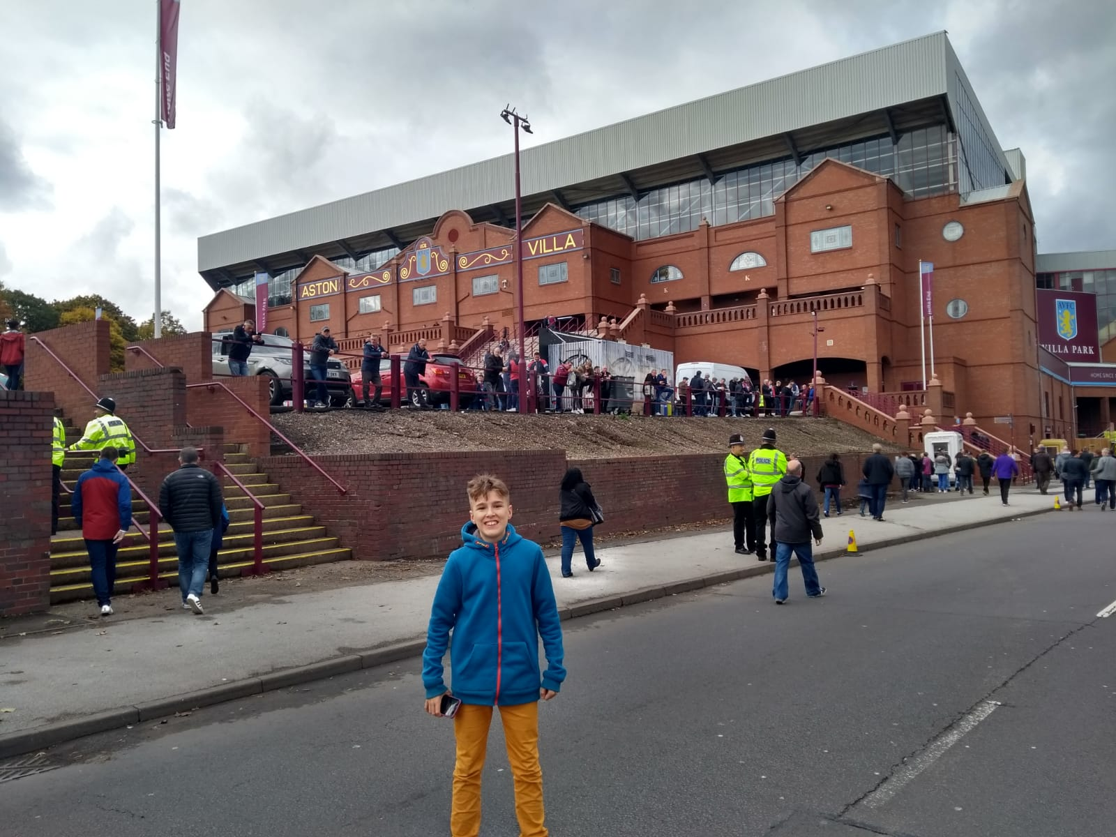 Aston Villa v Brighton and Hove Albion 19-10-2019