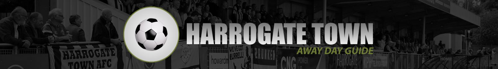 Harrogate Town Away