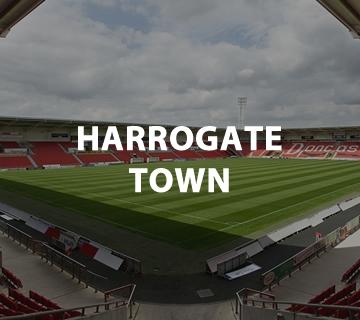 Rate Harrogate Town