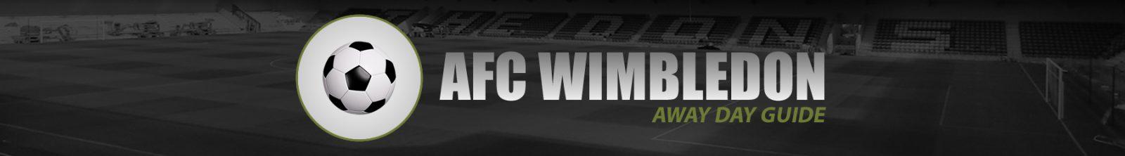 AFC Wimbledon Away