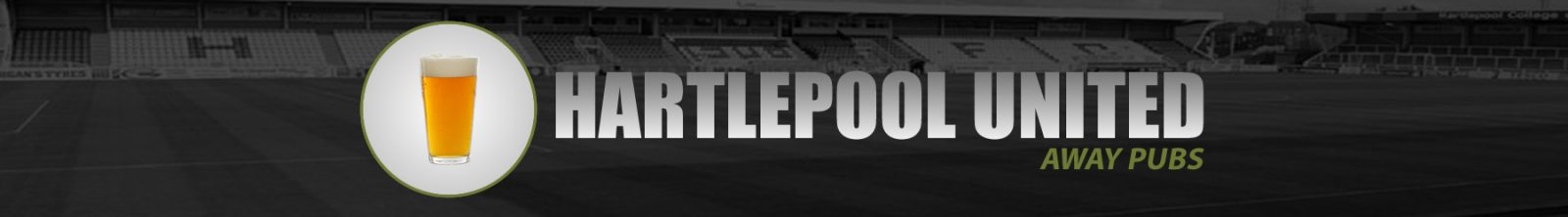Hartlepool United Away Pubs
