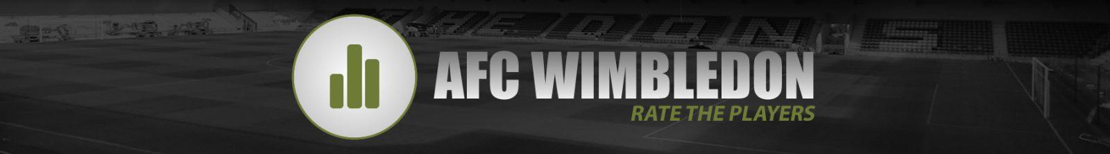 Rate AFC Wimbledon