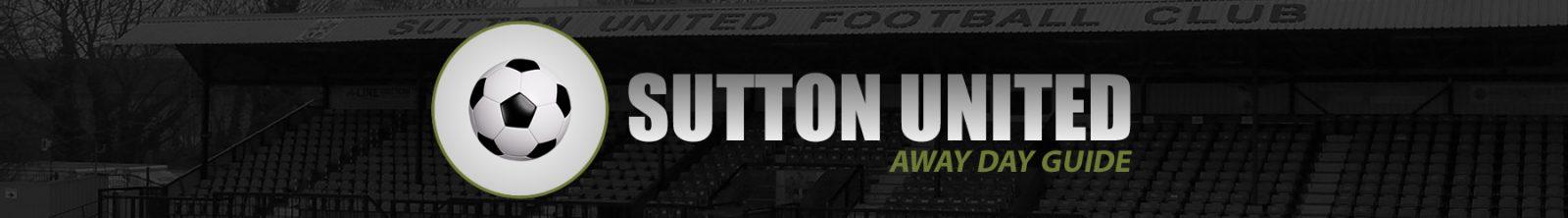 Sutton United Away