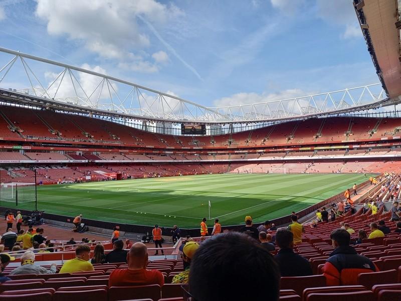 Arsenal v Norwich City 11-09-2021