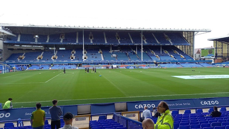 Everton v Norwich City 25-09-2021