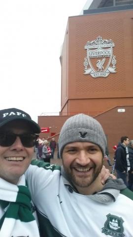 Liverpool v Plymouth Argyle 08-01-2017